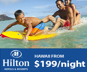 hilton hawaii best vacation deals