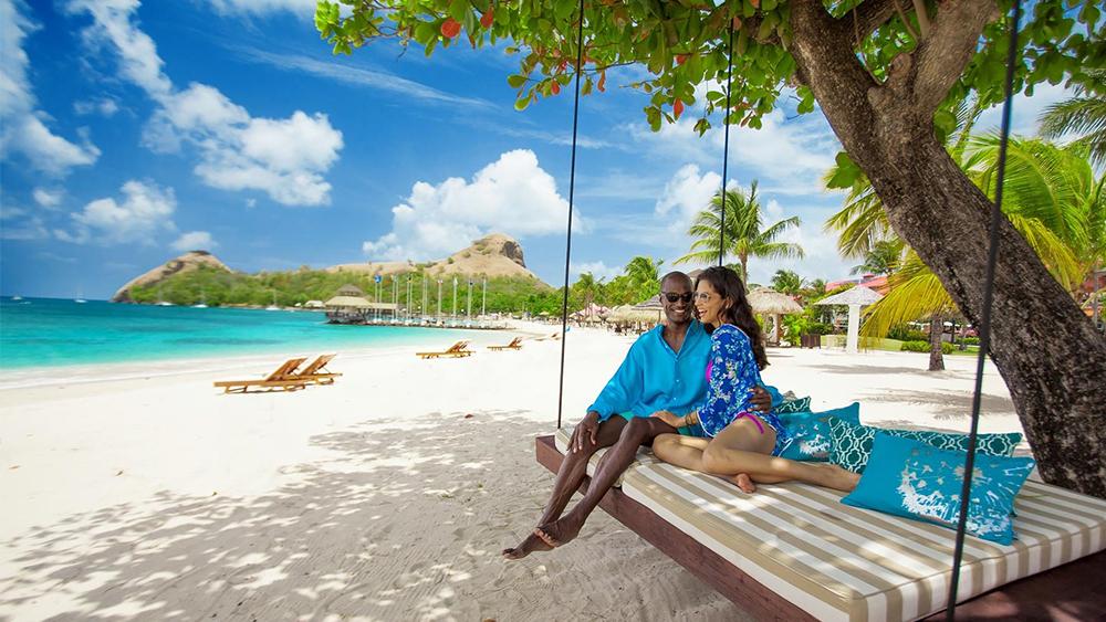 sandals grande saint lucian caribbean couples only escape