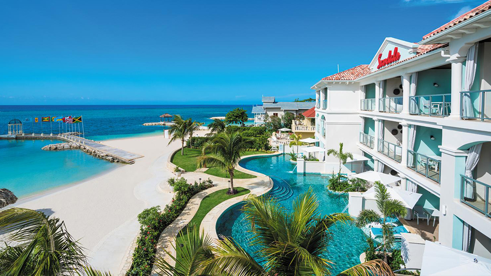 sandals montego bay jamaica all inclusive hotel
