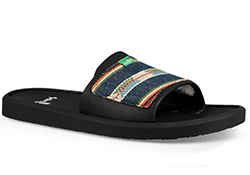 comfortable footwear from sanuk men's