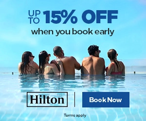 hilton advanced rate vacation deals