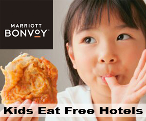 marriott kids eat free hotels deals