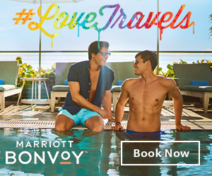 marriott love travels lgbt gay vacation
