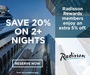radisson best vacation deals
