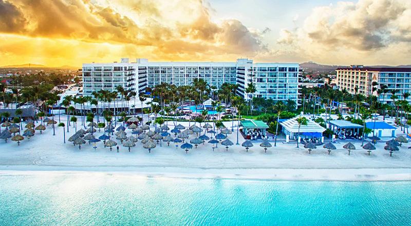 resorts in caribbean for 2020 aruba marriott resort and stellaris casino