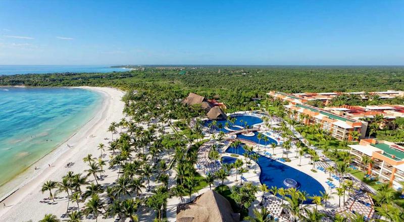 2020 caribbean resorts barceló maya beach