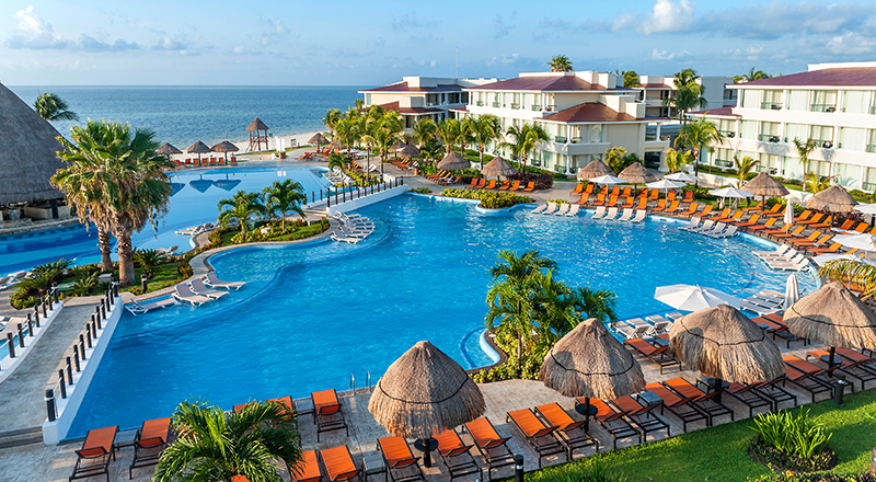 resorts in caribbean for 2020 moon palace cancun