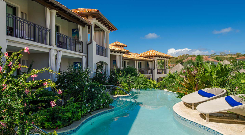 resorts in caribbean for 2020 sandals grenada