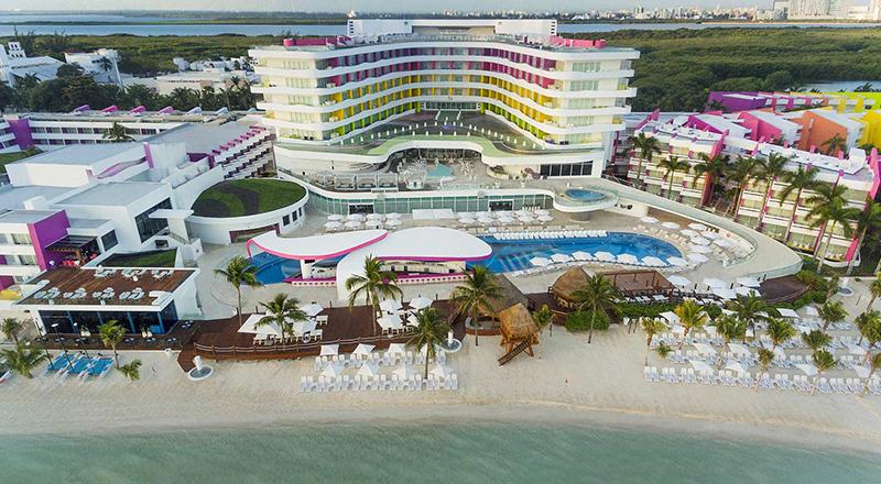 caribbean resorts for 2020 temptation cancun