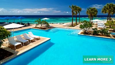 curacao marriott resort beach caribbean best places to swim pool
