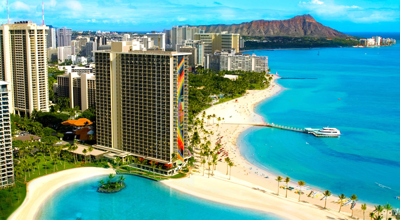 2020 hawaiian travel destinations hilton hawaiian village waikiki beach resort
