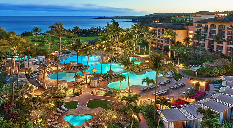 2020 hawaiian travel destinations ritz carlton kapalua