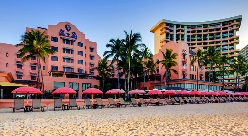 2020 hawaiian resorts royal hawaiian a luxury collection