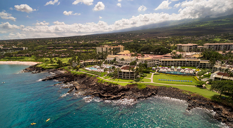 2020 hawaiian travel destinations wailea beach resort
