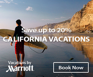 marriott california vacations deals