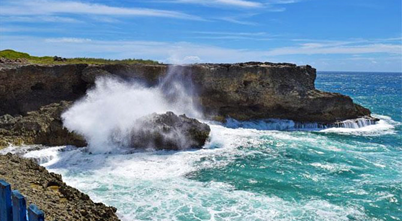 st. lawrence gap tourist attraction beautiful coastal sightseeing tour barbados