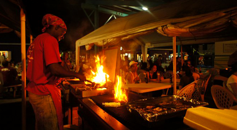 st. lawrence gap tourist attraction oistins fish fry barbados rumshop tour