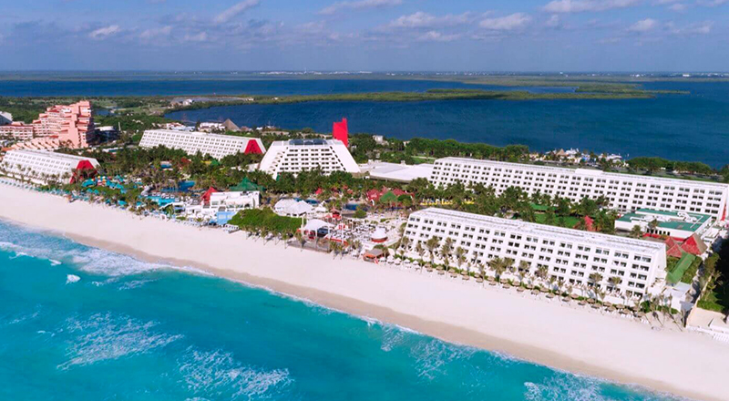 2020 cancun resorts grand oasis cancun caribbean