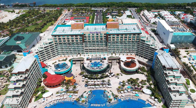 2020 best cancun resorts hard rock hotel cancun mexico