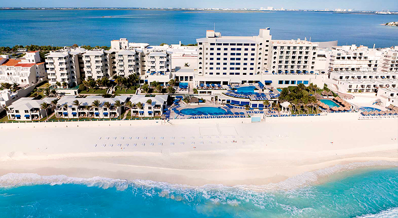 2020 top cancun resorts occidental tucancún