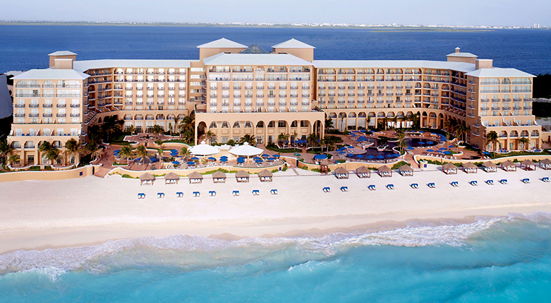 2020 best cancun resorts ritz carlton cancun mexico