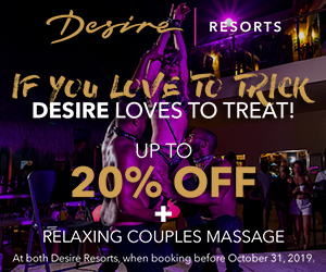 desire trick or treat mexico adult only travel deals