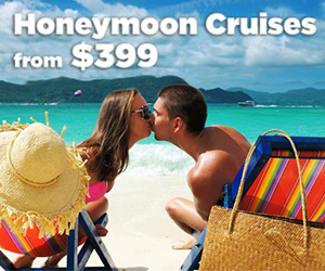 honeymoon cruises cruise direct