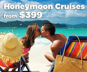 honeymoon cruises cruise direct