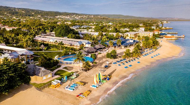 2020 jamaican resorts jewel runaway bay beach golf resort family beach getaway