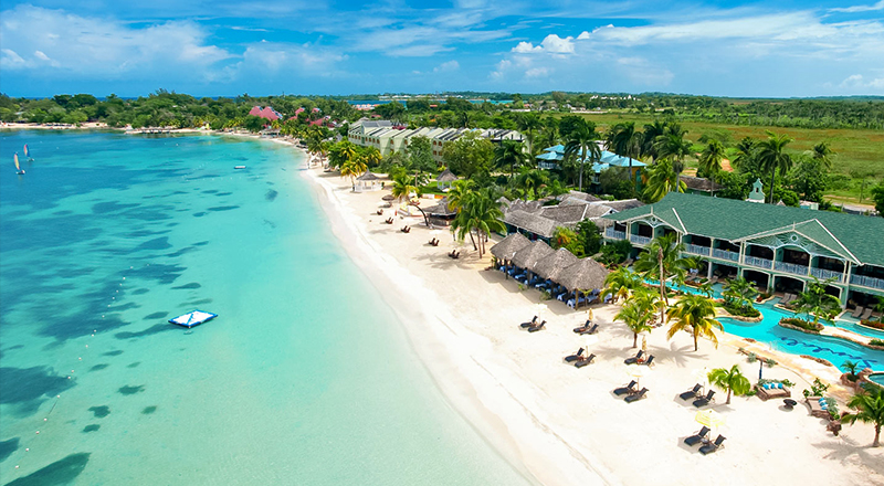 2020 jamaican resorts sandals negril couples only getaway