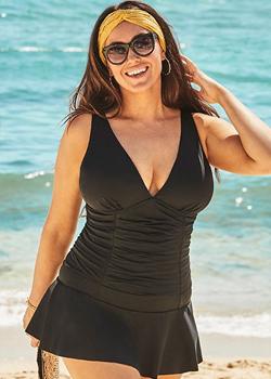 shop women's swimwear swimdresses