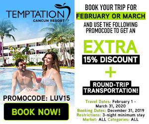 temptation adult only hotel deals