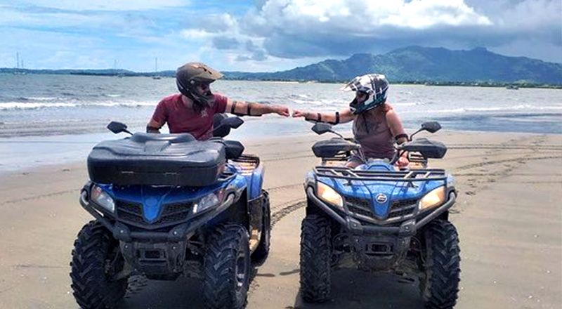 nadi fiji things to do atv quad bike adventure tour
