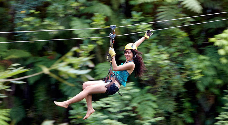 fun things to do in nadi zip line