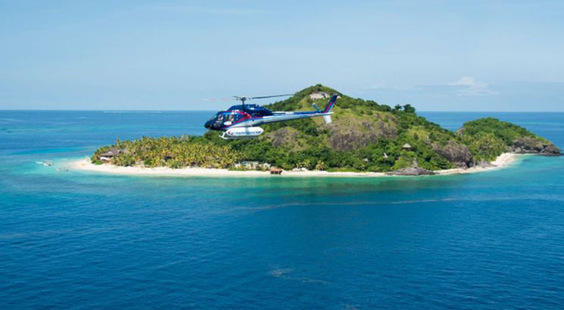 nadi best things to do in fiji scenic helicopter flight over the fiji islands
