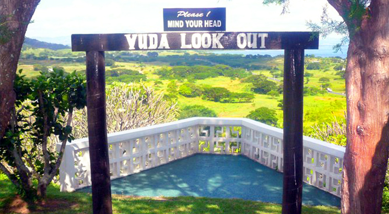 nadi fiji fun things to do vuda lookout sabeto valley garden sleeping giant tour