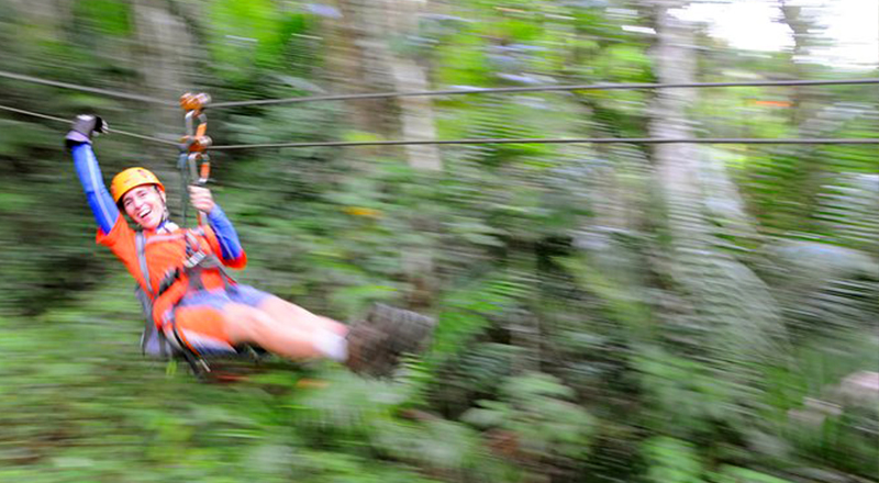 what to do in san juan puerto rico full day zipline and waterfall rappelling adventure