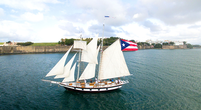things to do in san juan puerto rico old san juan harbor sail