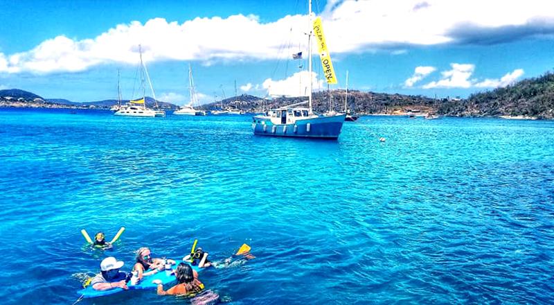 st. thomas fun things to do baths and white bay