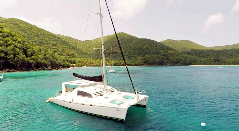 fun things to do in st. thomas luxury catamaran