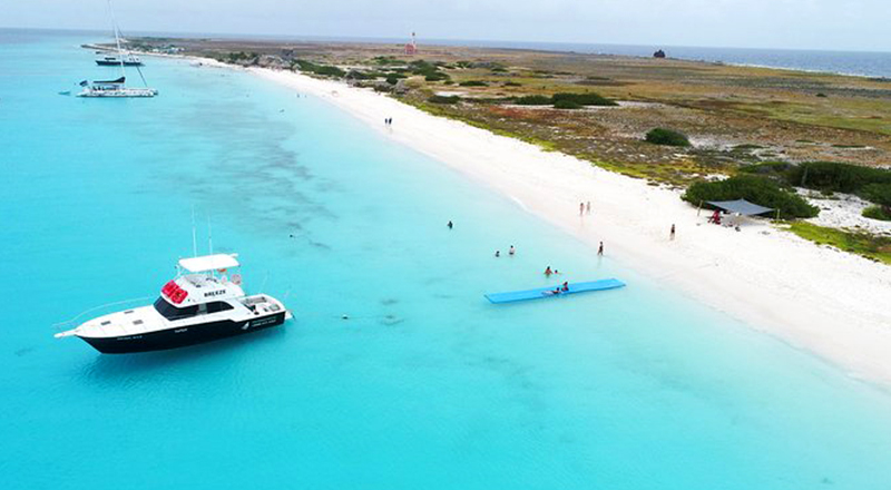 willemstad curacao fun things to do boat trip to klein curacao