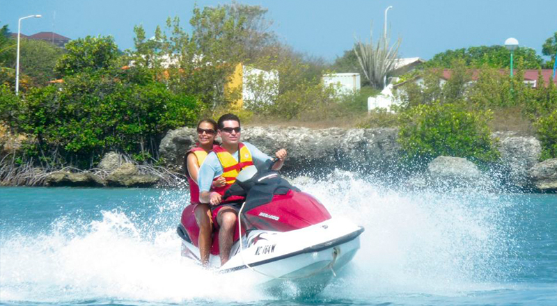 things to do in willemstad curacao snorkel tour by jet ski or aquaboat