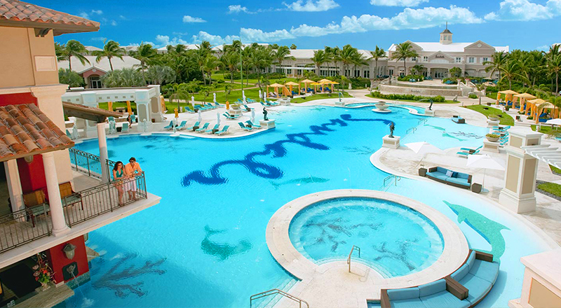 2020 bahamas resorts sandals emerald bay adult only travel