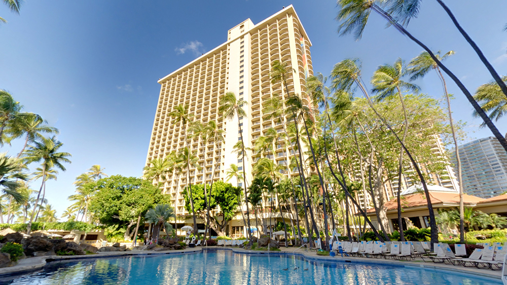hilton hawaiian village waikiki beach resort honolulu luxury hotel