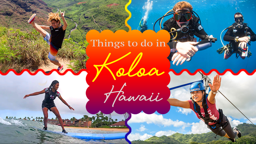 best things to do in koloa hawaii tourist attractions