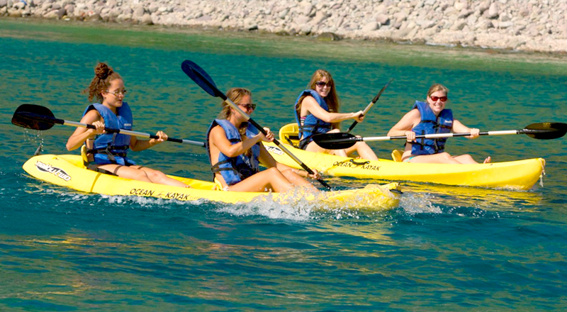 kittian village frigate bay fun things to do kayak and snorkel adventure of st kitts
