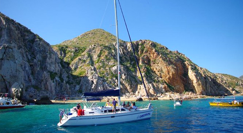 fun things to do in los cabos mexico luxury sailing and snorkeling cruise in cabo san lucas