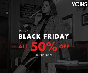 yoins black friday sale