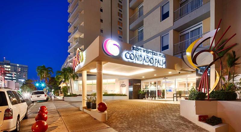 san juan best places to stay best western plus condado palm inn suites