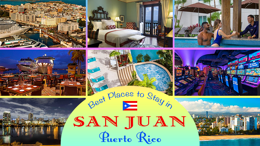 top places to stay in san juan puerto rico